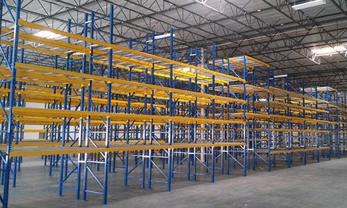 Mezzanine Installation Phoenix Custom Storage Equipment Systems